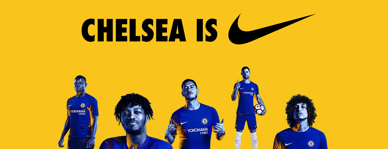 New Nike Chelsea London 2017/18 Shirts