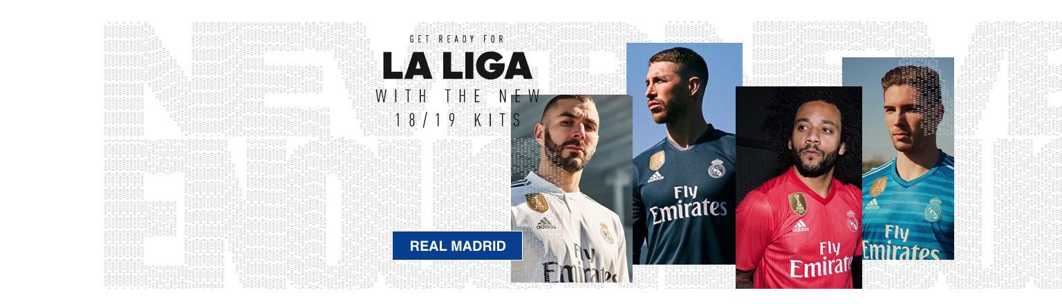 Real Madrid 2018/19