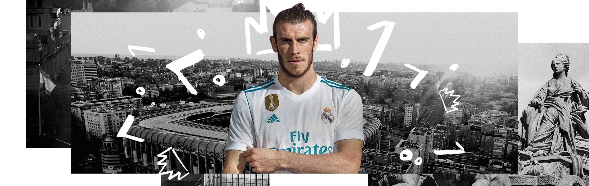 New Real Madrid 2017/18 Shirts